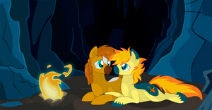 Warm Cave by NatuSoulSilver