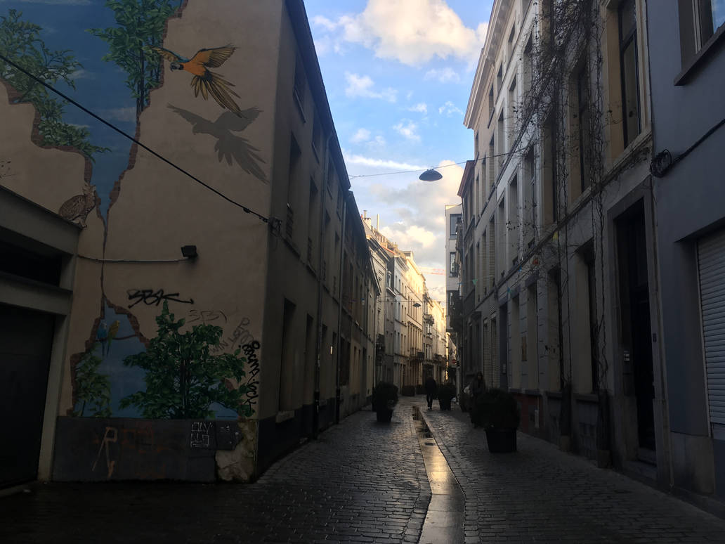 Rue Keyenveld by thought95
