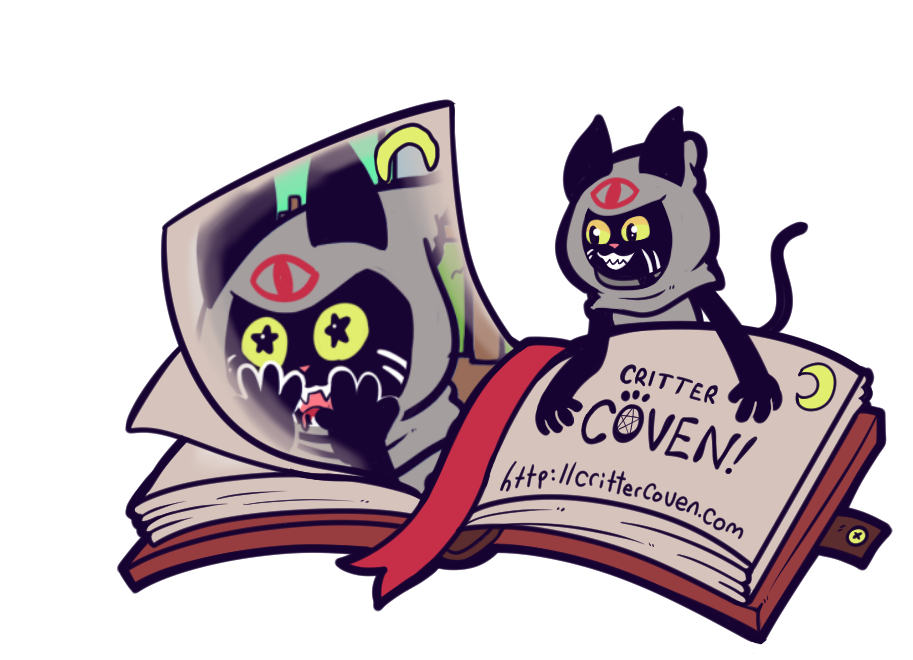 Critter Coven Page 91!! by Lucheek on DeviantArt