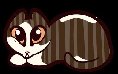 Pandora (Help a Rescue Cat!) by Lucheek
