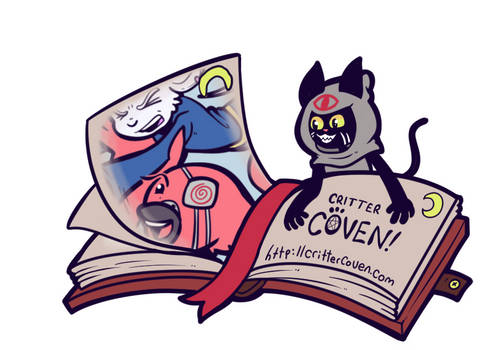 Critter Coven Page 120!!