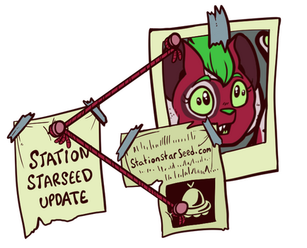 Station: Starseed Page 50!!