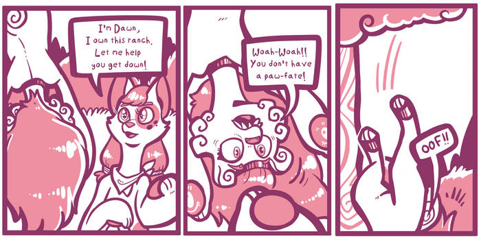 IBK: Paw Above Fate, Pg. 2