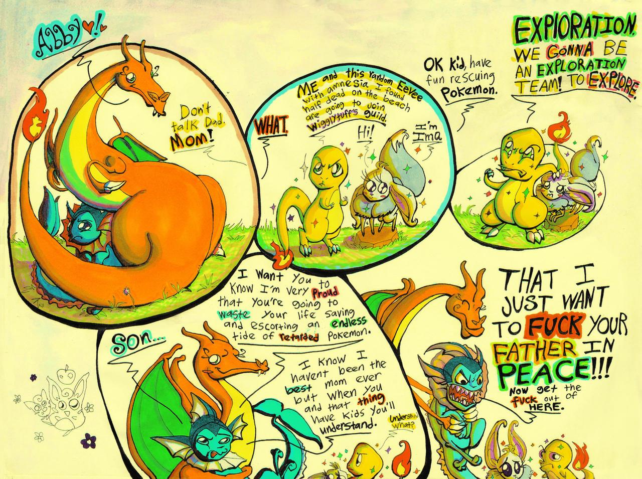 The Pokemons - 15 by VotM
