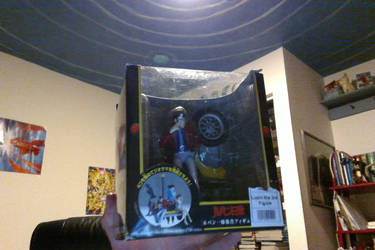 My Lupin III figure!