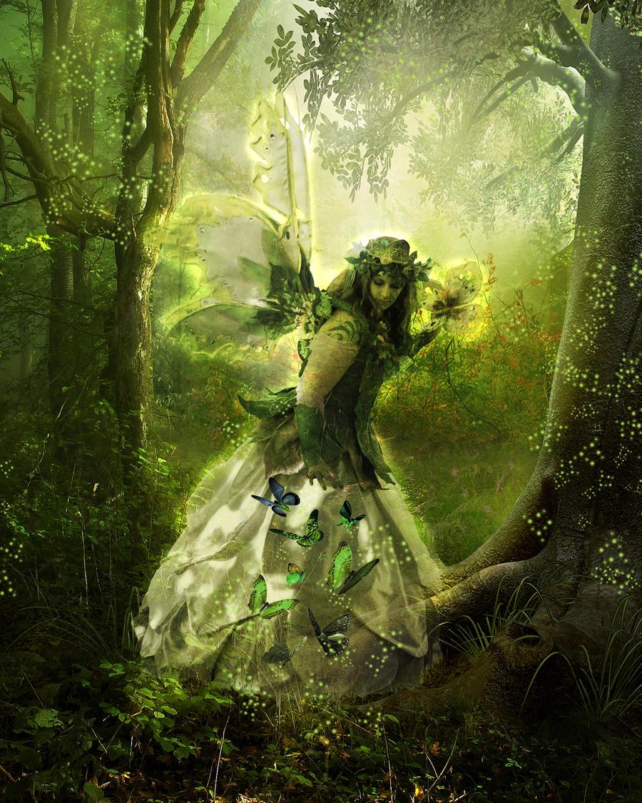 Mother Earth by KrazyPenguin on DeviantArt