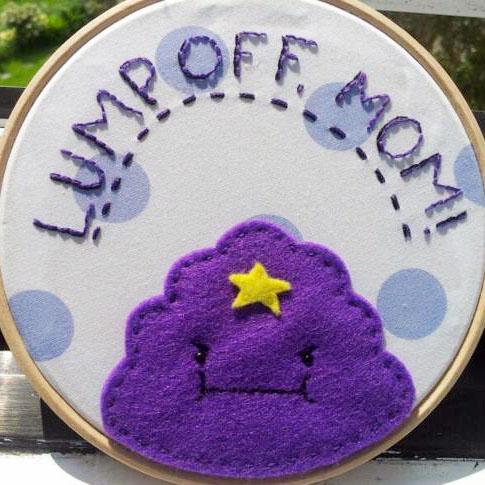 Lump Off, Mom! by RedonkulousEmmy