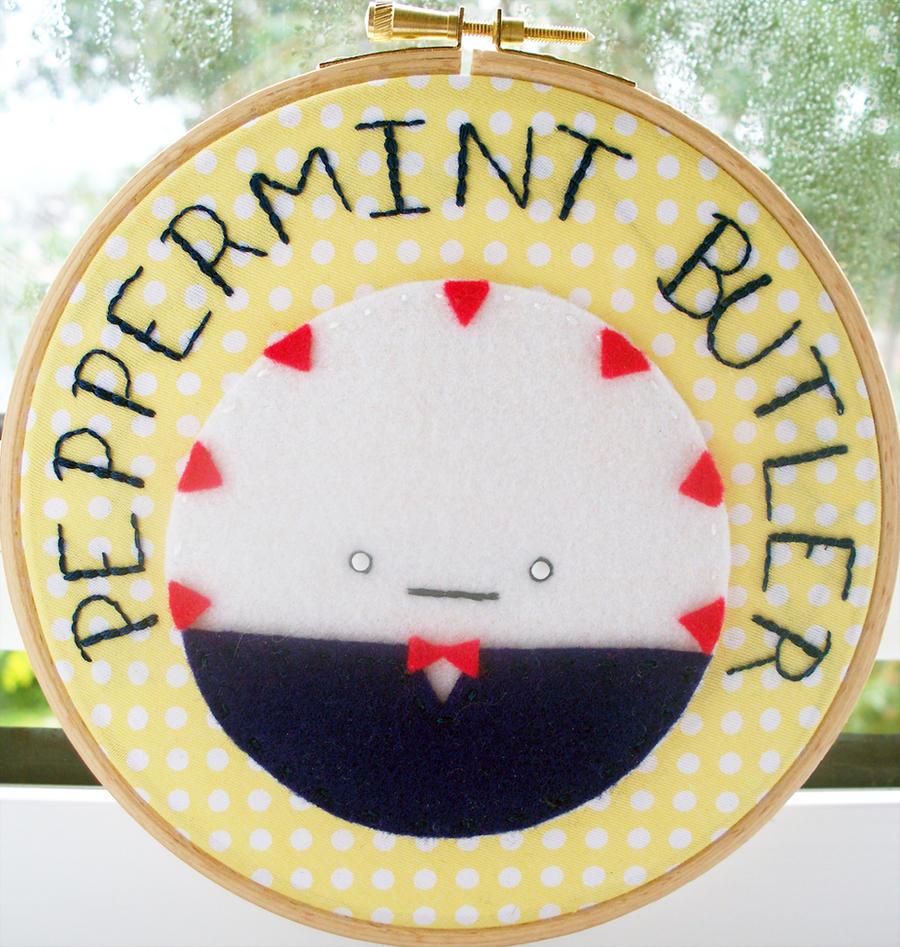 Peppermint Butler by RedonkulousEmmy
