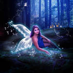 Woodland Fairy Lisa by WeReallyDig