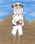 T.E. Lawrence of Arabia