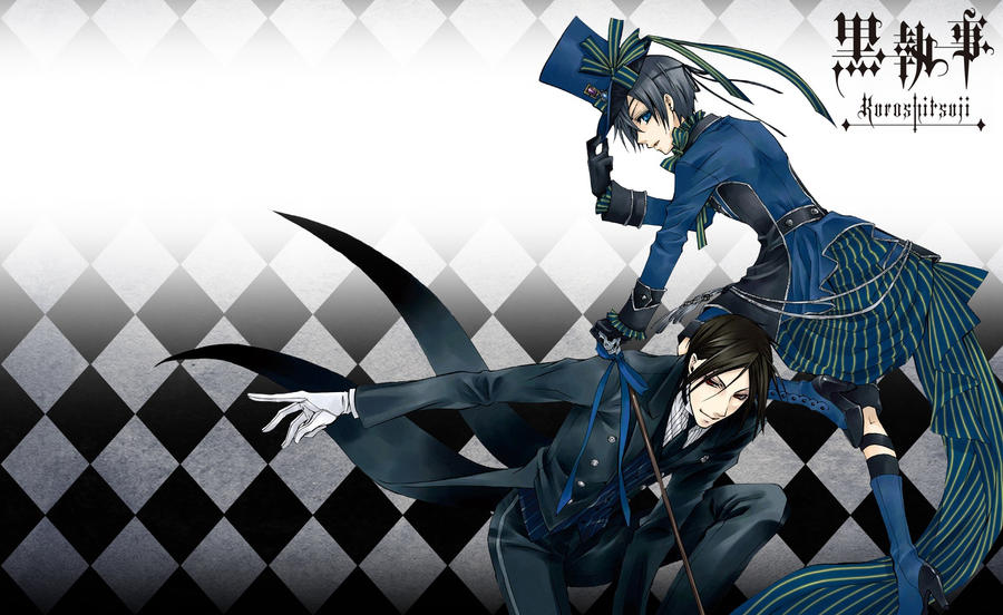black butler undertaker wallpaper hd