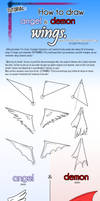 TUTORIAL: How to draw wings by Clampy-TFA