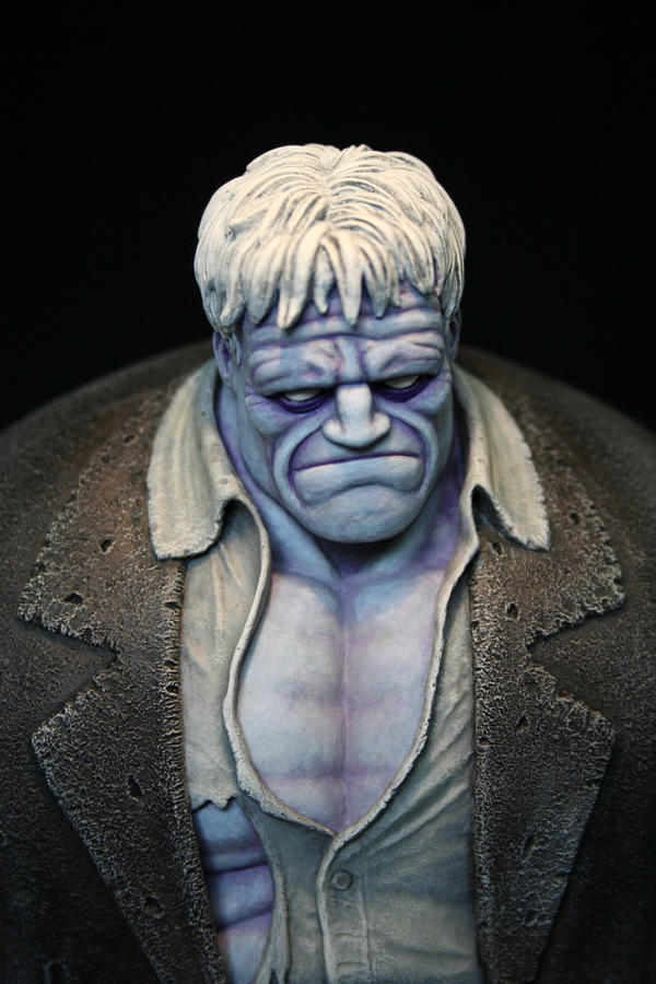 Solomon Grundy - Painted 5 by JamieDMac