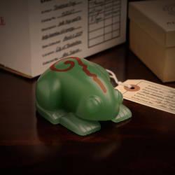 Hellboy - The Thadreian Frog