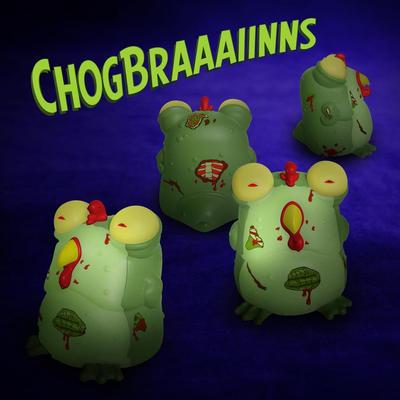 CHEW - Mini Vinyl Chog by JamieDMac