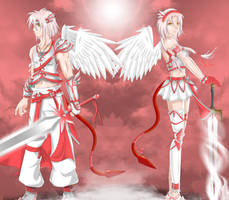 Twins of Holyflame