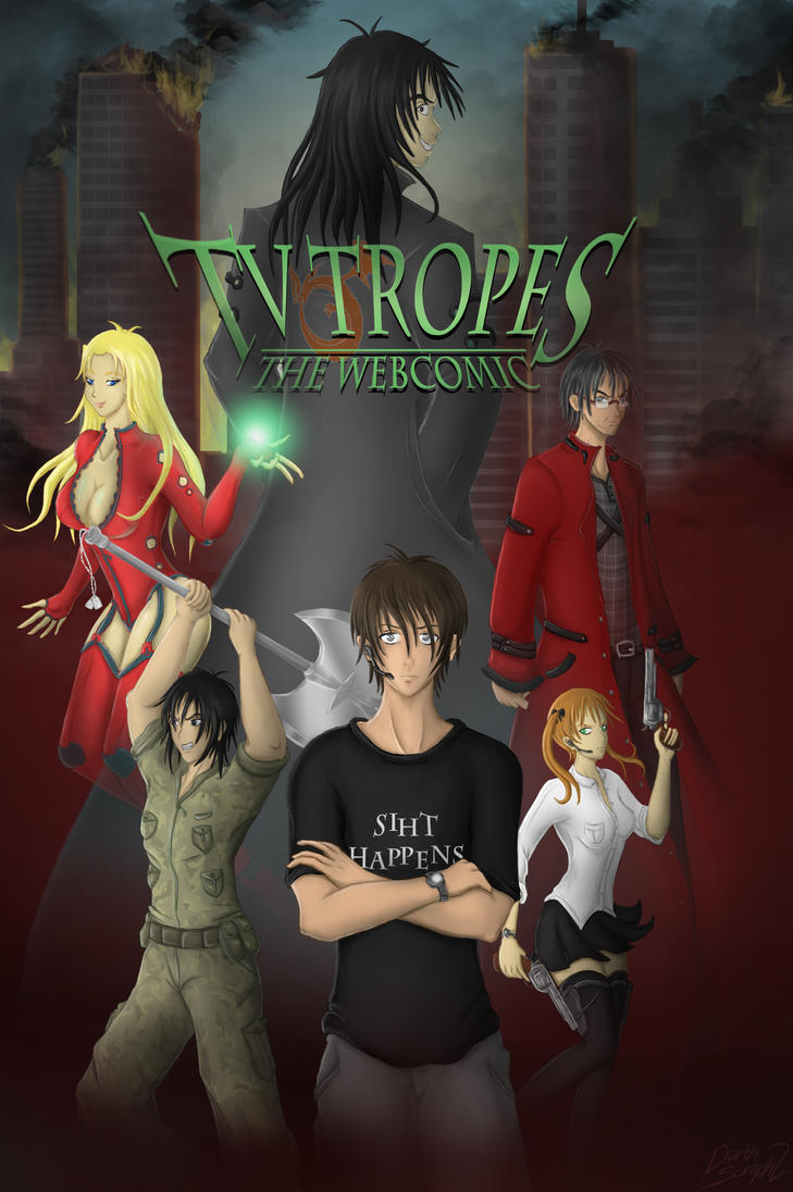 commission tv tropes the webcomic cover by eclipseseraph