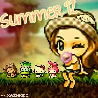 Summer~ by xAznKiddx
