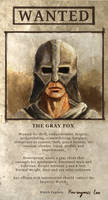 Wanted The Gray Fox by Futurodox