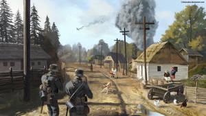 Village WW2