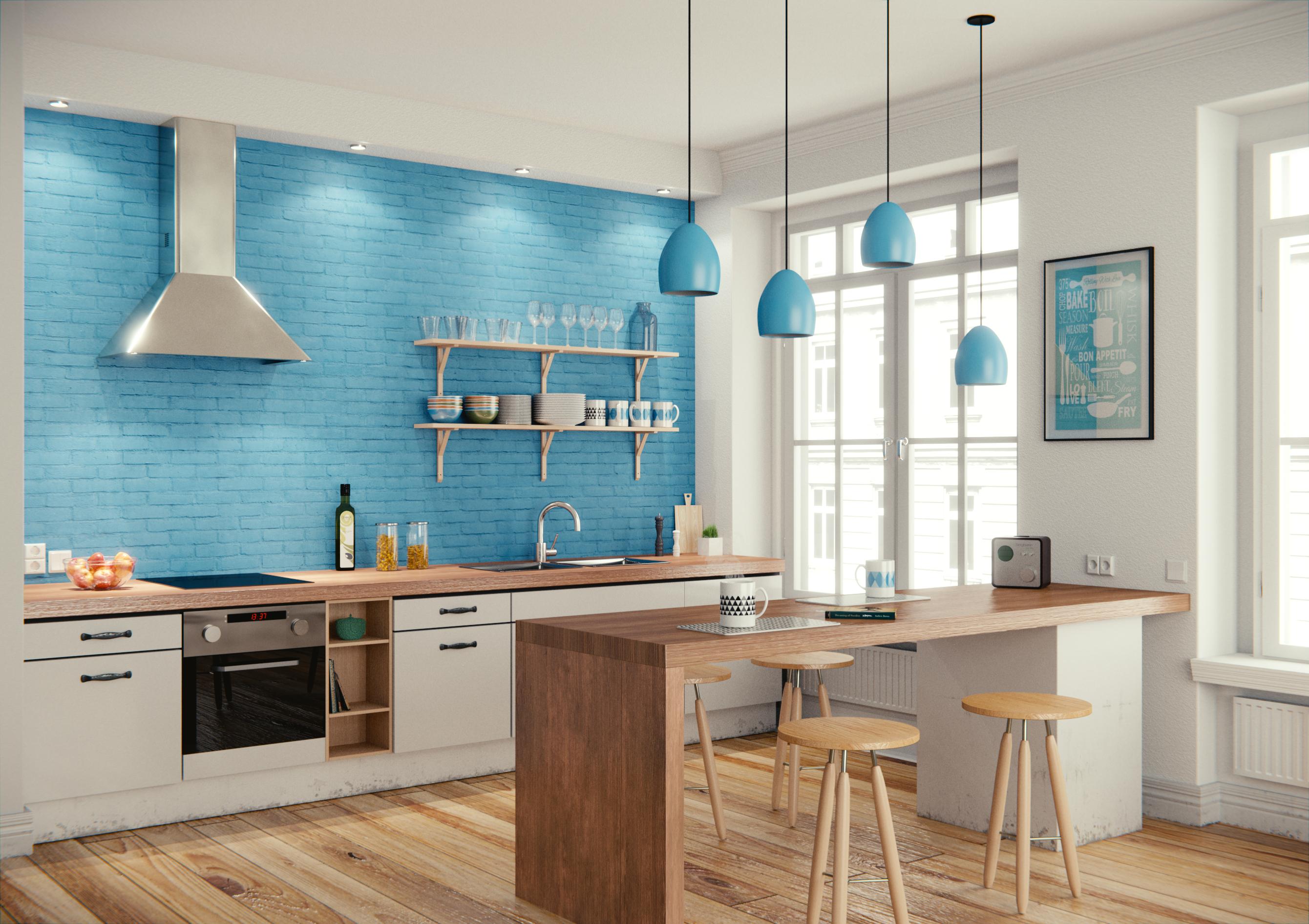 Kitchen IV by Schneckenhausmann on DeviantArt