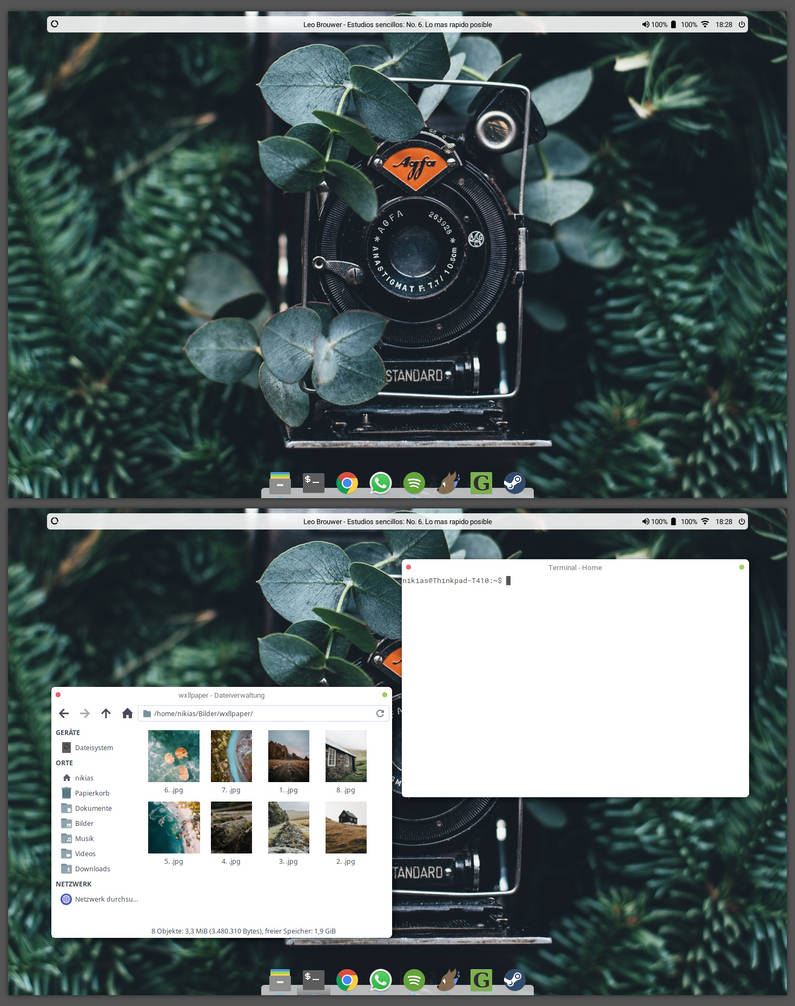 Install Polybar Openbox