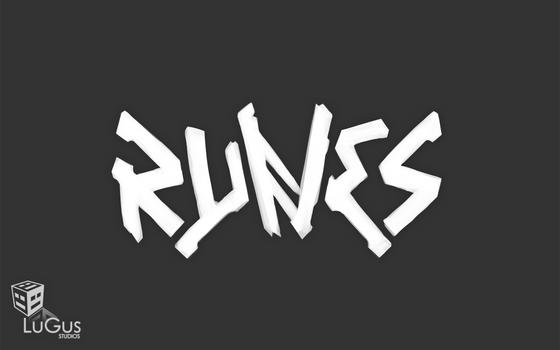 LuGus Studios' Runes: logo