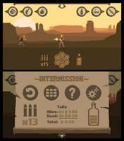 Bounty (mobile game) WIP - art update