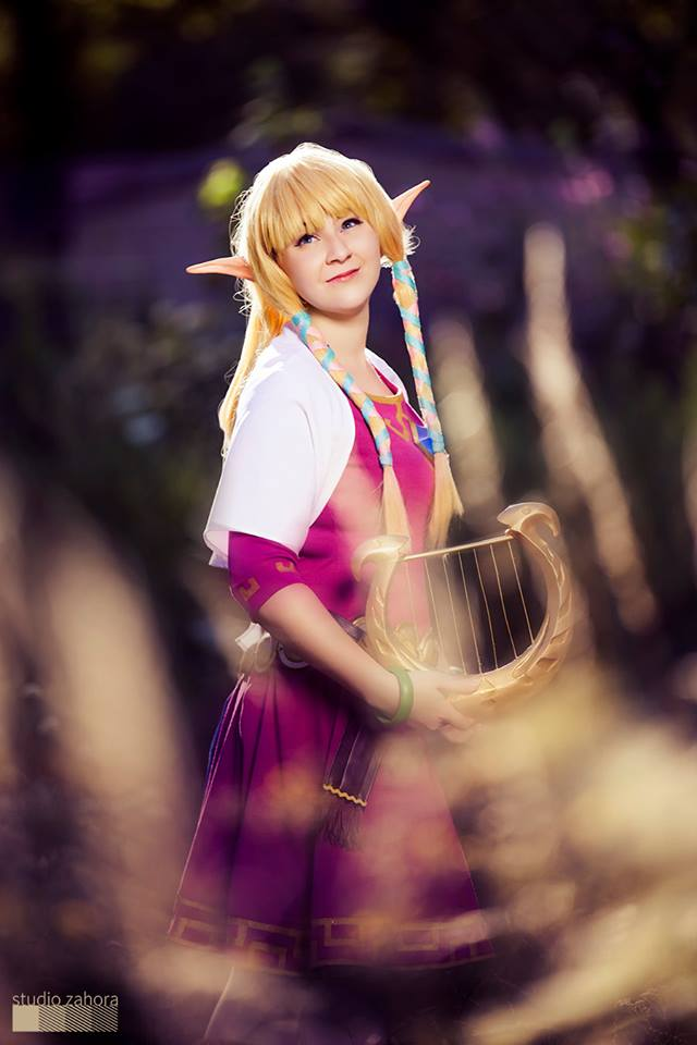 Legend of Zelda : Smile! by Shappi