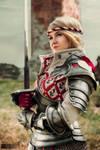 Saskia the Dragonslayer - The Witcher