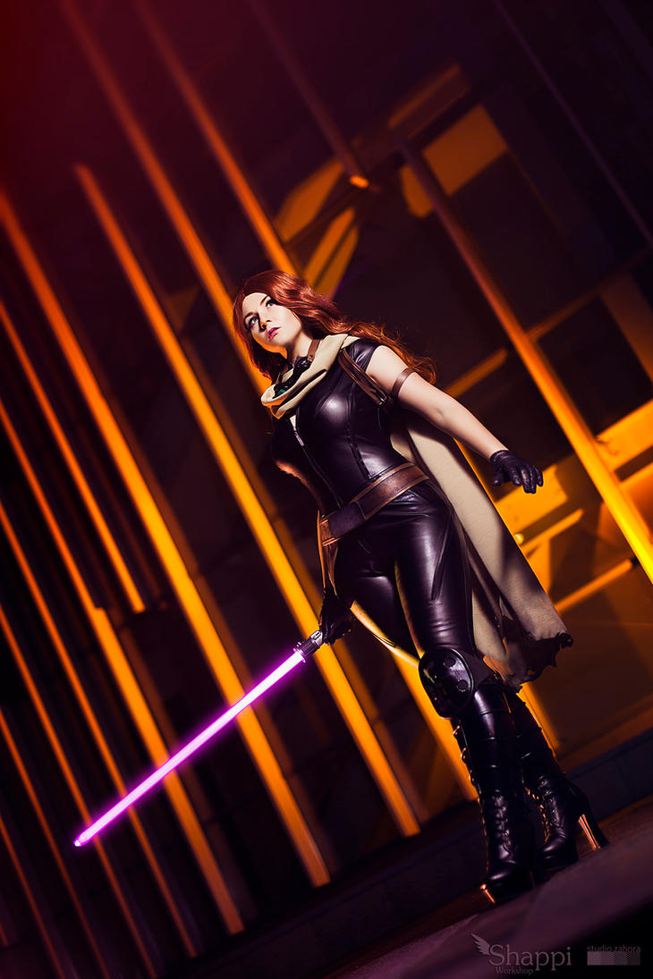 Mara Jade - Star Wars by Shappi