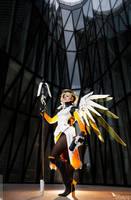 Heroes Never Die! Mercy - Overwatch