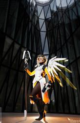 Heroes Never Die! Mercy - Overwatch