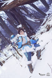 Mei - Overwatch by Shappi