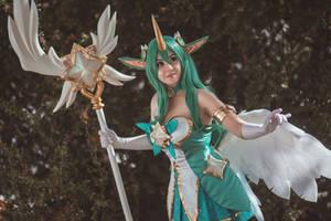 Star Guardian Soraka - League of Legends by Shappi