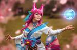 Spirit Blossom Ahri - League of Legends