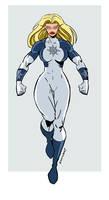 Commission: Ultrawoman