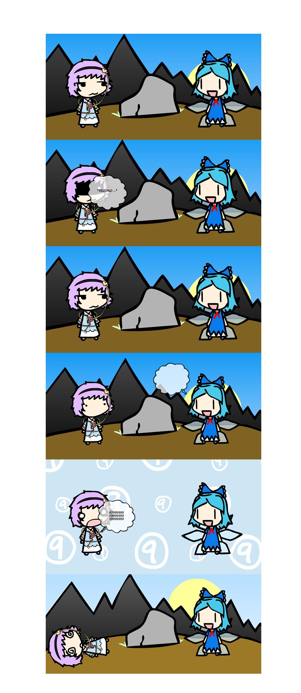 Touhou dating sim