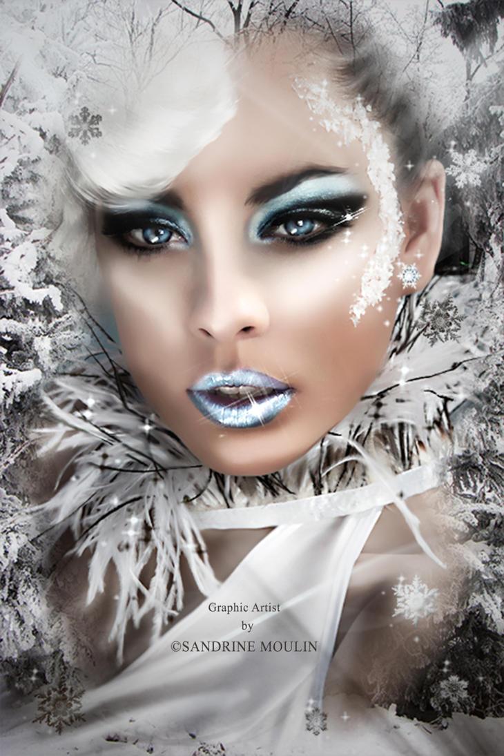 L eclat de l'hiver by noune83