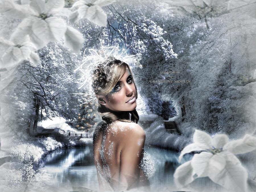 Au coeur de l'hiver by noune83