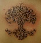Celt Family Tree by phoenixtattoos