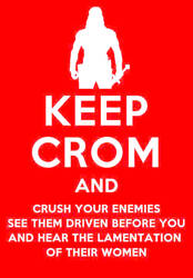 Keep Crom