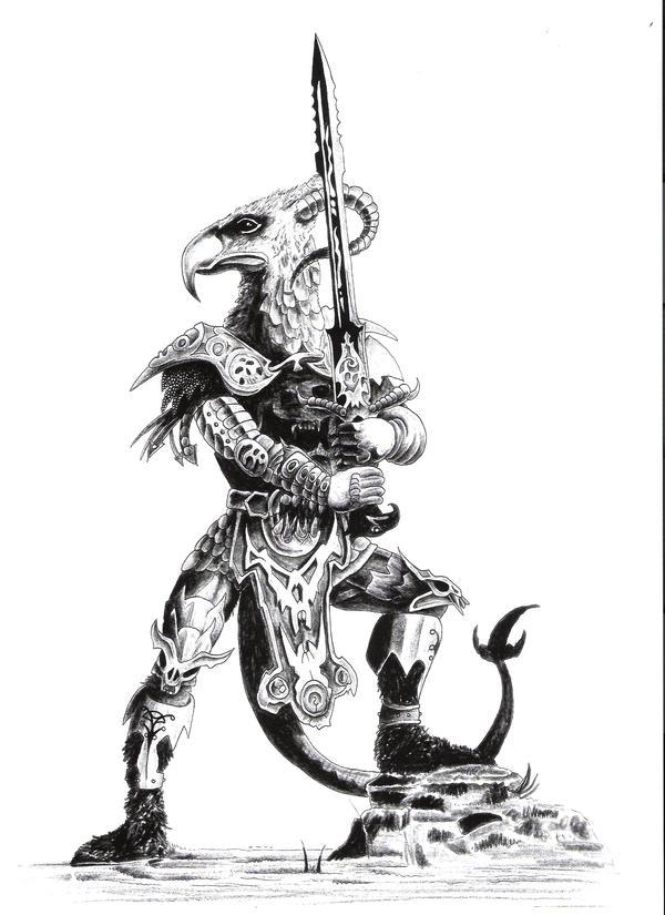 Eagle warrior by phoenixtattoos on deviantart for Aztec tattoo shop phoenix az