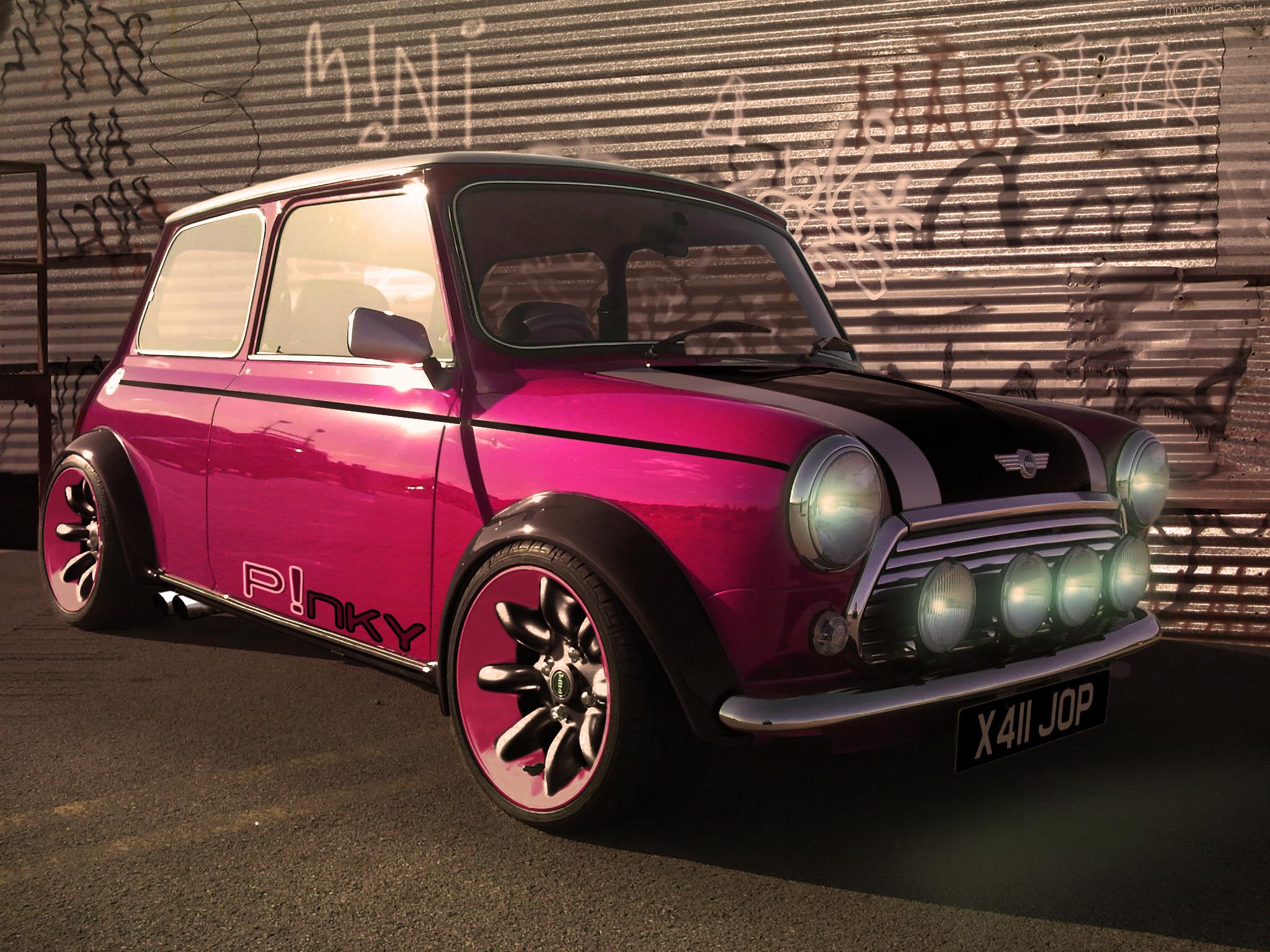 Classic Mini Little Pinky By Essexboy On Deviantart
