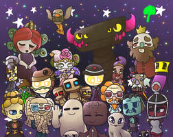 10 Years Of Little Big Planet by eeveebo