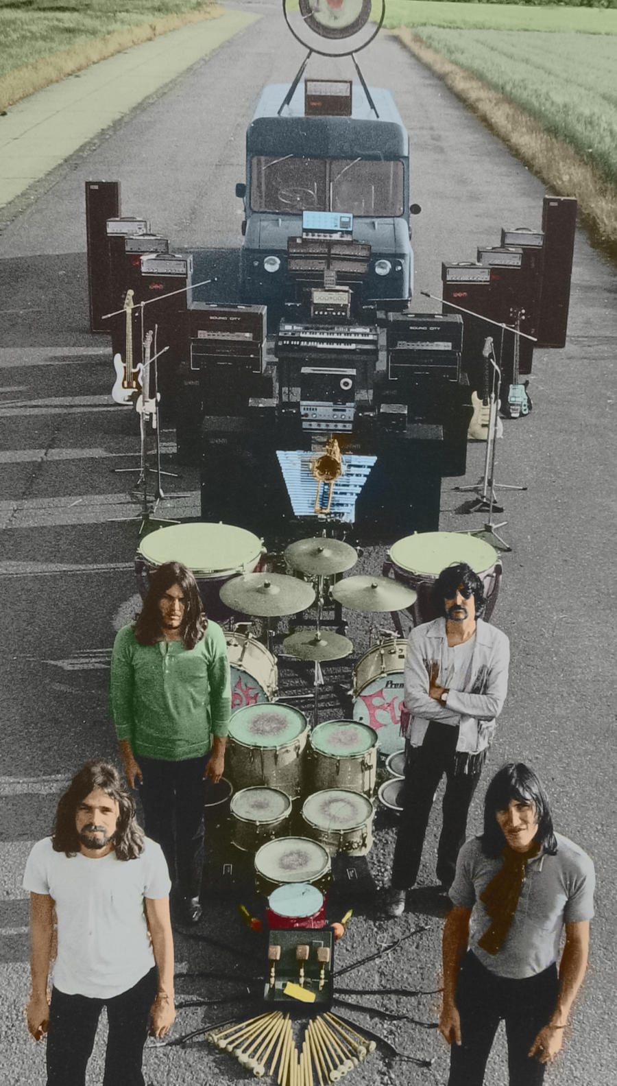 Pink Floyd Ummagumma Selections From The 2 Disc Set
