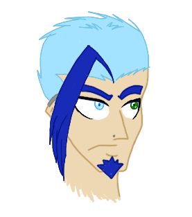 Hey, Poseidon! Is That a New Haircut? by nekoFLASHstudios