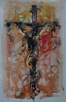 the cross by crazymynd