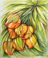 seven mangoes by crazymynd