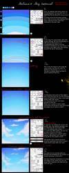 Stelara's sky tutorial by Stelara